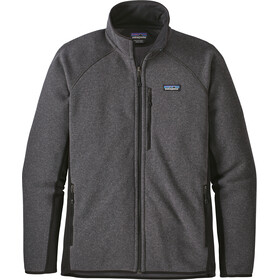 Patagonia Performance Better Sweater Jacket Herr forge grey with black